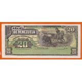 20 Bs De 1930, Banca Privada, Nuevecito...
