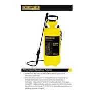 Pulverizador Atomizador Fumigador Manual Presion Mochila 8lt