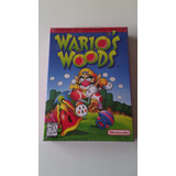 Wario´s Woods Sellado Nes.-