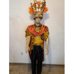 Fantasia De Carnaval Para Desfile De Escola De Samba