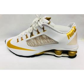 8b7fc0b2213 Mola M70 Nike Shox - Tênis Casuais Branco no Mercado Livre Brasil