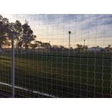 Redes De Contencion Para Futbol Cerramientos Malla 14x14