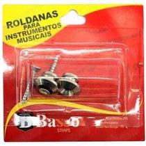 Roldana P/ Correia De Guitarra/violão/baixo Basso Cromada