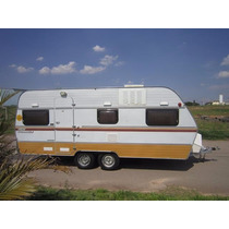 Trailer Karmann Ghia Kc 540 - 1986 - Motor-home- Itu Trailer