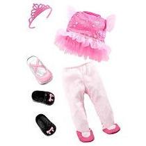 Fisher-price Little Mommy Dulce Como Yo Modas \ Ballerina G
