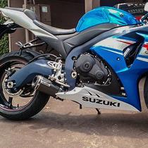 Escapamento Ponteira Suzuki Gsxr Srad 1000 Propipe Carbono