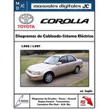 Diagramas Sistema Electrico Toyota Corolla Baby Camry 93-97