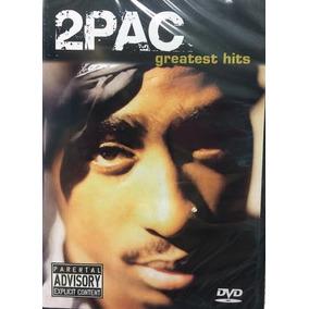 2pac - Tupac Greatest Hits Videos (dvd) Original Lacrado