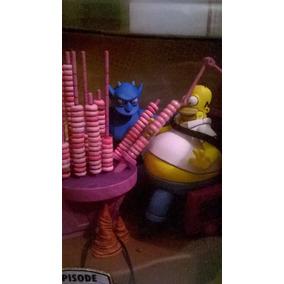 Simpsons Homero Ironic Punishment Boxset Playset Mcfarlane