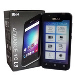 Blue Advance 4.0 L3 Liberado X 2 Sim Android 6.0 Muy Rapido!