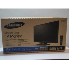 Tv-monitor Led Samsung 24 Mod: Td310 Full Hd