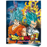 Sobre Para Album Dragon Ball Super Paquete De 10 Caja