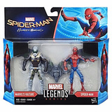 Marvel Legends Spider-man 2 Pack Spider-man & Vulture