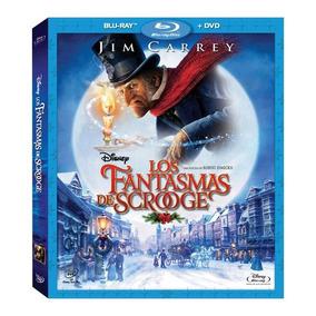 Br - Los Fantasmas De Scrooge Br - Dvd Combo Pack Navideño