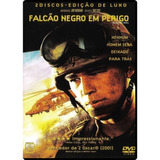 Dvd Falcão Negro Em Perigo (2 Dvds)