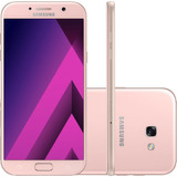 Celular Samsung Galaxy A7 Duos 2017 Tela 5,7 32gb 4g