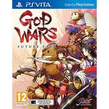 God Wars Future Past (playstation Vita) (importación Del Re