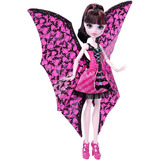 Muñeca Monster High Goul To Bat Trasformacion Draculaura