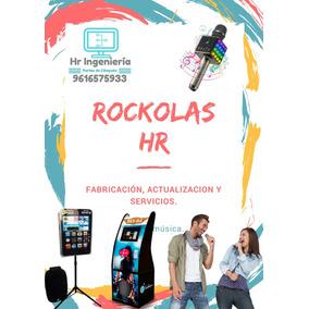 Rockola 2018 Hardware-software Para Instalar En Mueble Uso