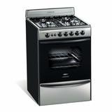 Cocina Longvie 4 Hornallas 60cm A Gas