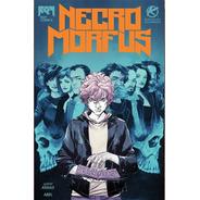 Necromorfus 04 Quadrinhos Terror Policial Suspense Nacional