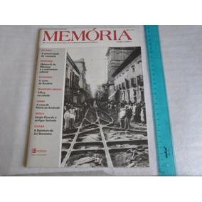 Revista Memoria Eletropaulo Nº 13 Mar 1992 Casa Mario Andrad