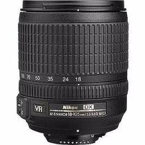 Lente Nikon 18-105mm F/3.5-5.6g Ed Af-s Dx Vr- Nova Garantia