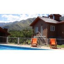 Cabañas Sierra Montana,cerro De Oro Merlo San Luis