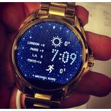 Michael Kors Smartwatch Access Lançamento No Brasi - Cores