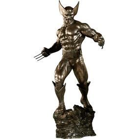 Wolverine Sideshow Classics Statues Scala - Ler Descrição !