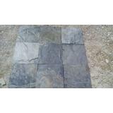 Piedra Laja Natural Verde 30x30
