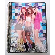 Rbd Cuaderno Pepsi Dulce Maria Mayte Perroni Y Anahi