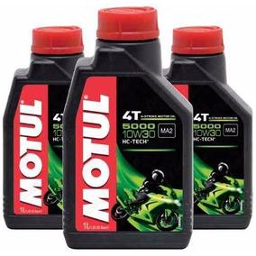 Oleo Motor 4 Tempos Motul 5000 10w30 2l - Semi-sintetico
