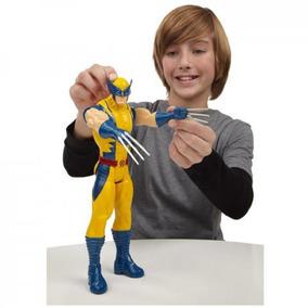 Boneco Do Wolverine X-men Wolverine Marvel Frete Grátis