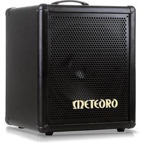 Amplificador Cubo P/ Baixo Meteoro Qx 200 - 200w