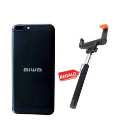 Celular Aiwa Aw790 5.2 Huella 3gb 32gb 16 Mpx Wifi 4g Negro