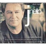 Cd J Neto - As 40 Melhores Canções Que Deus Fez Pra Mim