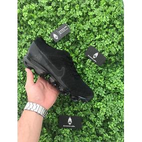 Tenis Nike Air Vapormax Flyknit Preto Importado Oferta!