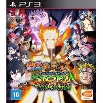 Naruto Shippuden Ultimate Ninja Storm Revolution Ps3 Pt Br