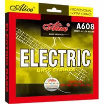 Juego De 5 Cuerdas Para Bajo Electrico Alice