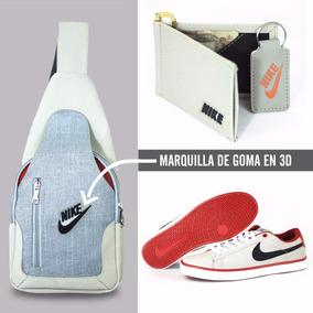 Combos De Hombre,zapato Hombre Nike, Zapatos+bolso+billetera