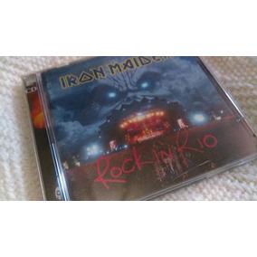 Cd Iron Maiden Rock In Río 2002