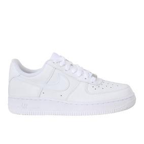 Tênis Nike Air Force 1 07 Branco Feminino.