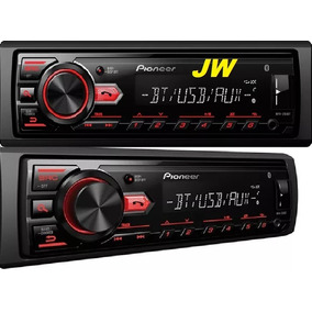 Stereo Pioneer 295 Bt Usb Aux Am/fm Bluetooth Reemplaza 285