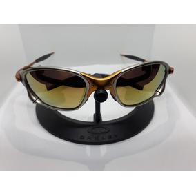 Óculos 24k Original - Óculos De Sol Oakley Juliet no Mercado Livre ... 3f6f5f07a6