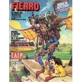 Revista Fierro 51 Primera Epoca Noviembre 1988