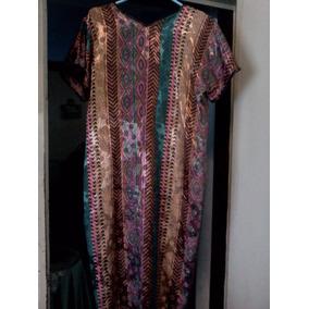 Vestido De Fiesta, Recto Ideal Señora Muy Elegante