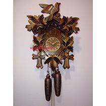 Relógio Cuco Alemão Frete Gratis Brasil Herweg 5399