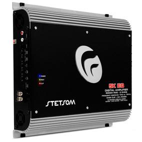 Modulo Stetsom 5k Eq Amplificador 5000w Rms 2 Ohms 1 Canal