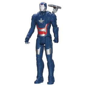 Avengers Iron Patriot 30cm Original Hasbro